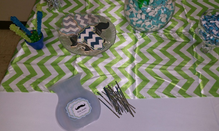 Kaptivating Kreations - St Louis: Baby Shower Planning Package from Kaptivating Kreations (45% Off)