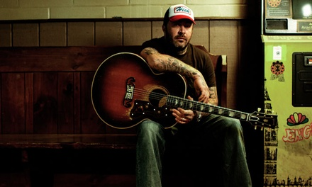 Aaron Lewis at First Merit Bank Event Park on Friday, September 4 at 7 p.m. (Up to 30% Off)