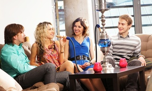 Cloud 9 Hookah Lounge: One or Two Hookah Sessions with Charcoal Refills at Cloud 9 Hookah Lounge (Up to 62% Off)