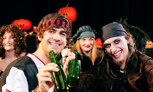 San Diego Zombie PubCrawl: Halloween Pub Crawl for Two at San Diego Zombie PubCrawl (50% Off). Three Options Available.