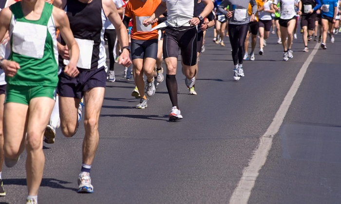 The Running Zone - Elk Grove: $29 for $95 Worth of Training Group to a 5k  at The Running Zone
