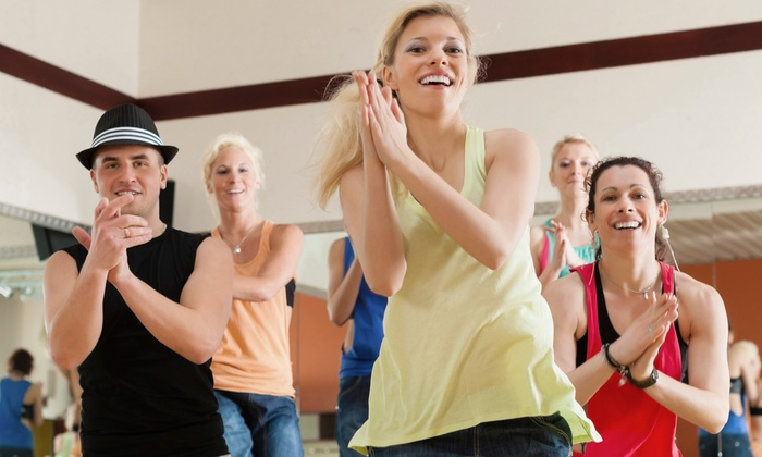Shauna's Crash Fitness - Cooper Mountain - Aloha North: Zumba or Boot-Camp Classes at Shauna's Crash Fitness (Up to 55% Off). Three Options Available.