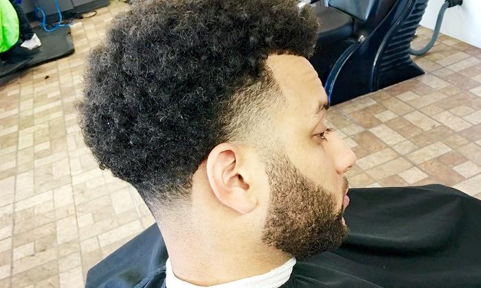 Ace of Fades Barbershop / mannnyrocksz - Harborside: A Men's Haircut from Ace of Fades Barbershop  (35% Off)
