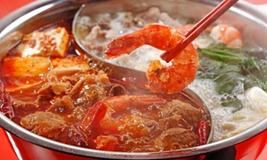 Saigon Harbor: Seafood Hot Pot for Two or Four at Saigon Harbor (Up to 50% Off)