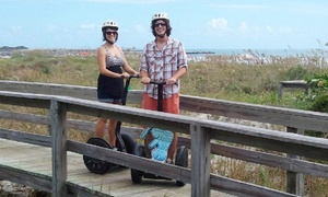 Space Coast Segway Tours, LLC: Port Canaveral Tour for One, Two, or Four from Space Coast Segway Tours, LLC (Up to 64% Off)