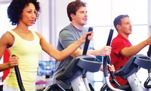 Snap Fitness : One-, Two-, or Three-Month Gym Membership with Fitness Assessment at Snap Fitness (Up to 95% Off)