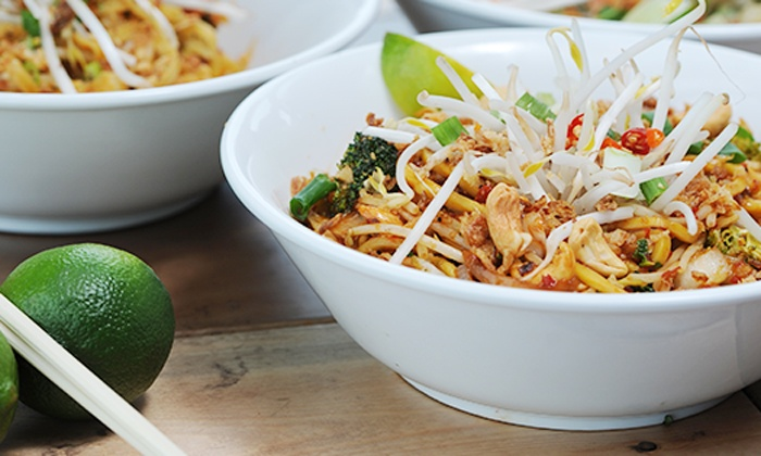 Noodlebox - Airdrie: C$14 for C$20 Worth of Food and Drink at Noodlebox