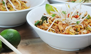 Noodlebox: CC$14 for CC$20 Worth of Food and Drink at Noodlebox