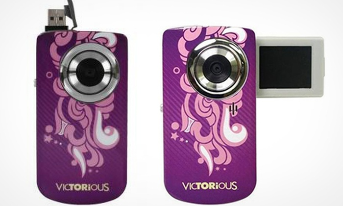 f4aa71632 SpongeBob SquarePants Camcorder | Groupon Goods
