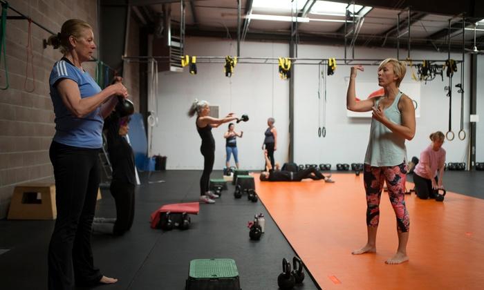 Dynamic Fitness + MovNat - Santa Fe: Up to 80% Off Fitness Class and Nutrition at Dynamic Fitness + MovNat