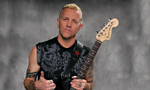 Gary Hoey: Gary Hoey on Thursday, December 17 at 8 p.m.