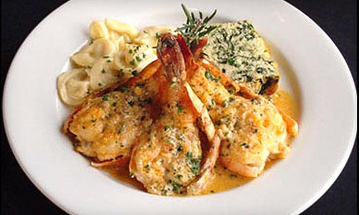 Caruso's Italian Café & Wine Bar - Keizer: $20 for $40 Worth of Italian Cuisine at Caruso's Italian Café & Wine Bar