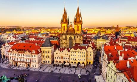 Praga: fino a 3 notti con colazione al Top Hotel Praha