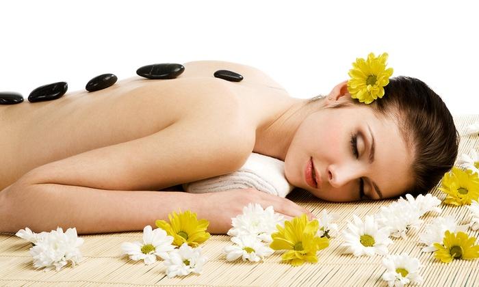Adams & Eve Garden of Massage - St Cloud: 60-Minute Swedish or Hot Stone Massage at Adams & Eve Garden of Massage (Up to 54% Off)