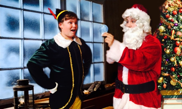 """""""Elf, The Musical Jr."""" - Cameo Theatre: """"Elf, The Musical Jr."""" on December 5, 12, 19, 26 or January 2 at 2 p.m.; or December 17, 21, 22 or 23 at 7:30 p.m."""