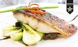 Ristorante Brunella: Menu di carne o pesce con portate a scelta e bottiglia di vino (sconto fino a 66%)