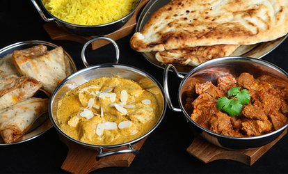 image for Three-Course Indian Meal with Sides for Two or Four at The Tamarind (Up to 55% Off)