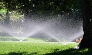 Advantage Irrigation: Lawn Sprinkler Startup for Up to 8 or 16 Zones from Advantage Irrigation (Up to 57% Off)