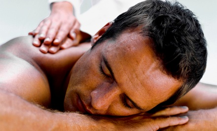 $38 for a 60-Minute Deep-Muscles Therapy Massage at Wellness & Therapeutic Spa ($76 Value)