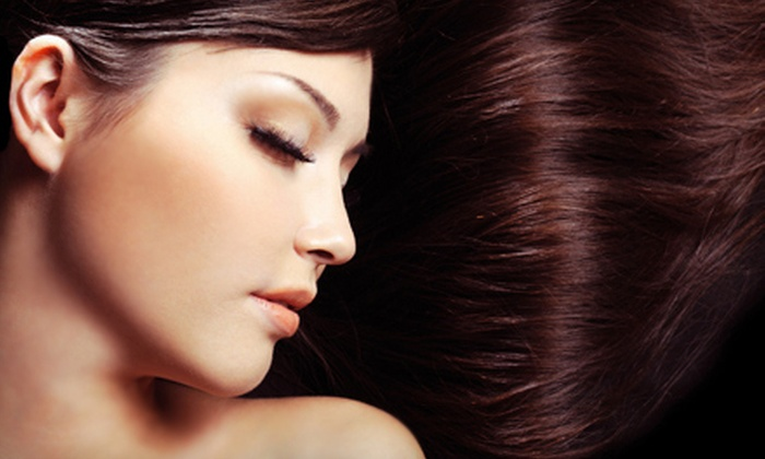 Art & Color Hair Designs - Briar Forest: One, Two, or Three Keratin Hair-Straightening Treatments at Art & Color Hair Designs (Up to 78% Off)