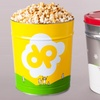 32% Off Popcorn and Tins
