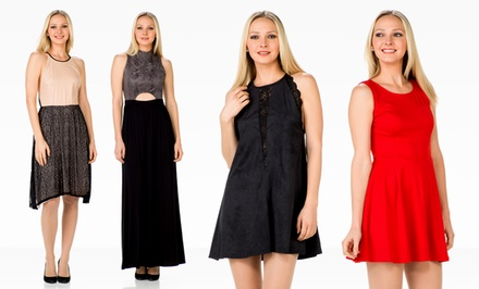 S.H.E. Dresses. Multiple Styles from $29.99–$34.99. Free Returns.