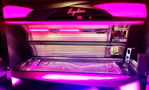 Boca Tanning Club: $45 for Unlimited Tanning and Red Light Therapy at Boca Tanning Club ($99 Value)