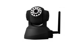Telecamera IP wi-fi a infrarossi