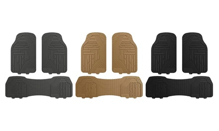 Supreme Rubber Trimmable Heavy-Duty Floor Mat