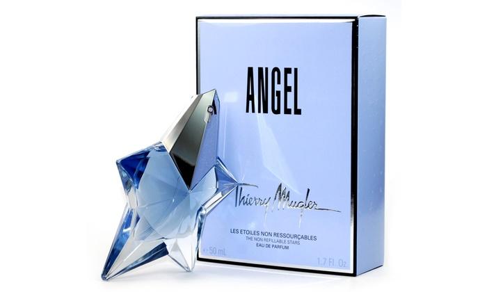 thierry mugler angel eau de parfum for women groupon. Black Bedroom Furniture Sets. Home Design Ideas