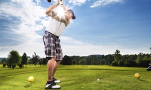 The Lakes at El Segundo: Golf Lesson Package or Nine-Hole Round of Golf for Two or Four at The Lakes at El Segundo (Up to 66% Off)