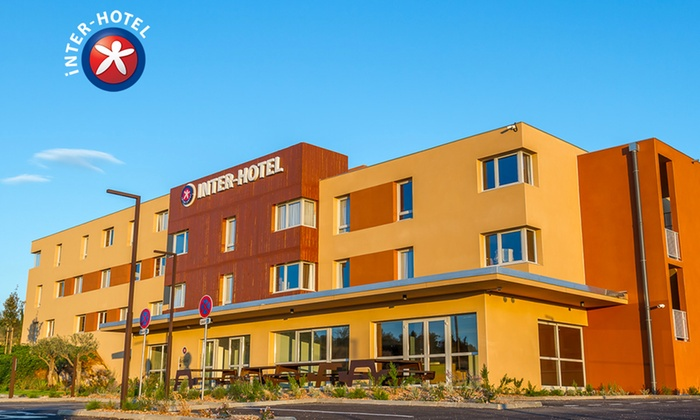 Inter Hotel Montpellier Est - Saint Aunès: Proche Montpellier : 1 à 3, 5 ou 7 nuits à l'INTER-HOTEL Montpellier Est dès 59 € pour 2 et dès 84 € pour 4