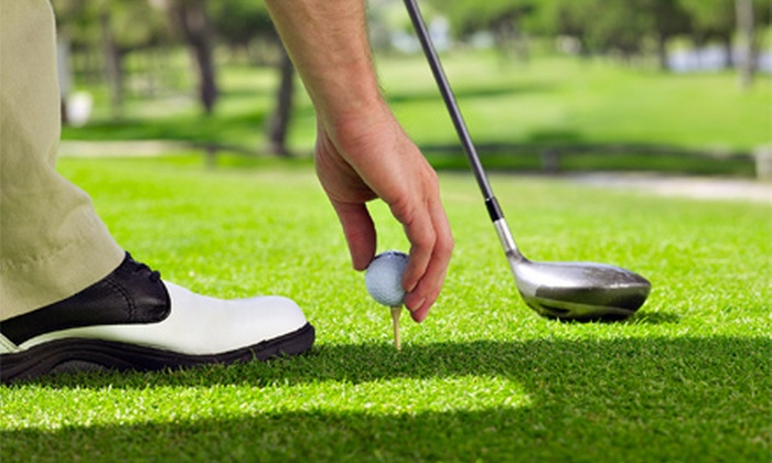 Maple Ridge Golf Club - Maple Ridge Golf Club: $49 for an 18-hole Round of Golf for Two Including Cart at Maple Ridge Golf Club (Up to $112 Value)
