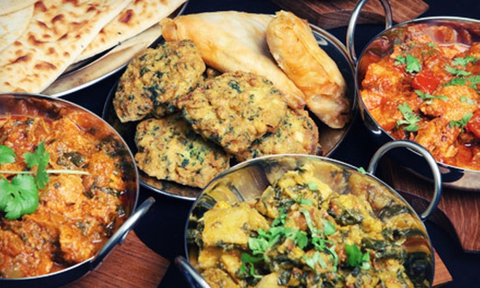 Bolly Bears - Multiple Locations: $39 for an Indian Cooking Class for Two from Bolly Bears ($80 Value)