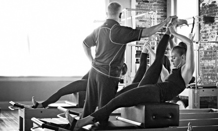 Three or Five Private Pilates Sessions or 10 Group Mat Classes at BodyMind Balance (Up to 60% Off)