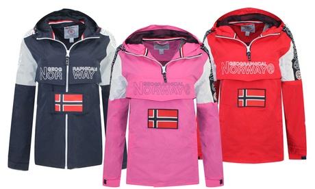 Chaqueta Geographical Norway para niños