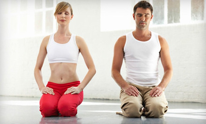 Inner Spirit Yoga Center - East Northport: Punch Card for 11 Yoga Classes or Six Months of Yoga Classes at Inner Spirit Yoga Center (Up to 67% Off)