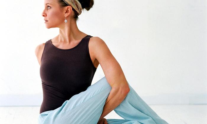 Pearl Yoga & Massage - Ypsilanti: Five Yoga Classes at Pearl Yoga & Massage (65% Off)