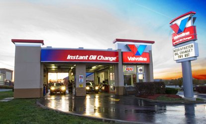 image for Conventional Oil Change at Valvoline Instant Oil Change (Up to 52% Off)