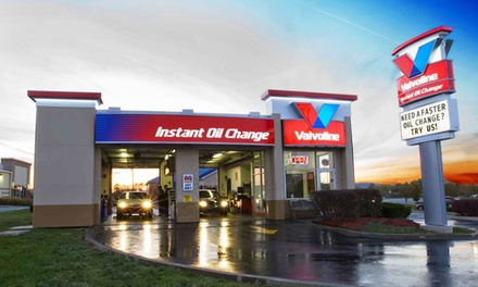 Conventional Oil Change or Oil Change for a Harley-Davidson at Valvoline Instant Oil Change (Up to 55% Off)