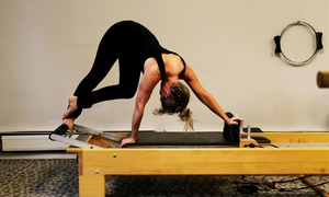 Body N Sync: Three 55-Minute Private Pilates Sessions and 5 or 10 Pilates Classes at Body N Sync (Up to 82% Off)