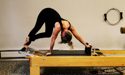 Three 55-Minute Private Pilates Sessions and 5 or 10 Pilates Classes at Body N Sync (Up to 82% Off)