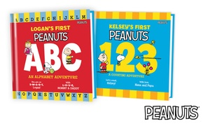 Put Me In The Story: Personalized Peanuts Kids Storybooks from Put Me In The Story (Up to 60% Off). Two Options Available.