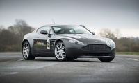 Aston Martin V8 Vantage Driving Experience from Drift Limits (58% Off)