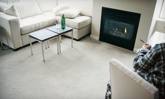 Quick-Kleen Home Services - Pittsburgh: Steam Cleaning for One Sofa or Carpeting in Two or Five Rooms from Quick-Kleen Home Services (Up to 67% Off)
