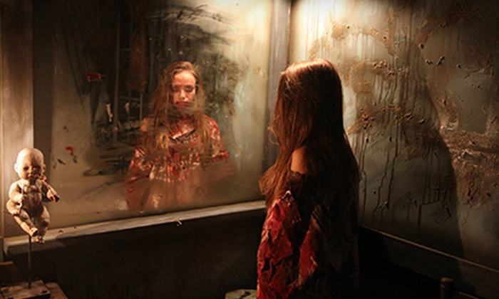 The Dungeons Haunted Attractions - Green Cove Springs: Visit for Two or Four Adults at The Dungeons Haunted Attractions (Half Off)