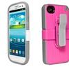 PureGear Utilitarian iPhone or Galaxy Case with Detachable Clip
