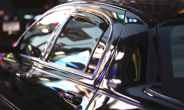 Anchor Limousine Service - Berkeley: One-Way or Round-Trip Black Car to Airport from Anchor Limousine Service (Up to 53% Off)