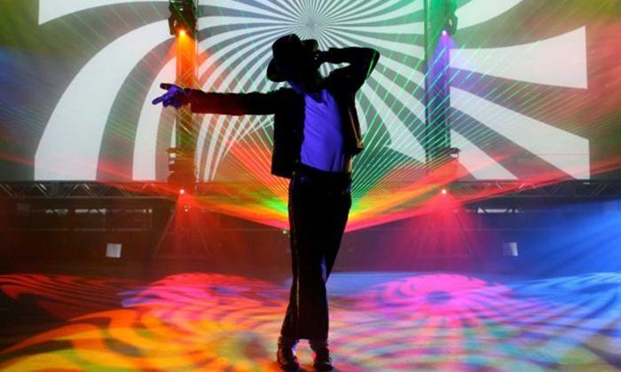 "Spirit of Michael  - Andiamo Celebrity Showroom: ""Spirit of Michael"" Multimedia Tribute Show on September 25 at 8 p.m."