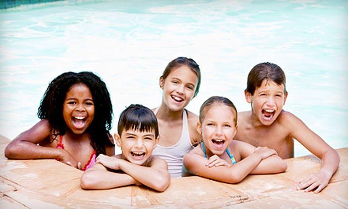 Pocahontas Swim Club - Indian Village: 10 or 25 Pool Visits at Pocahontas Swim Club (Up to 53% Off)